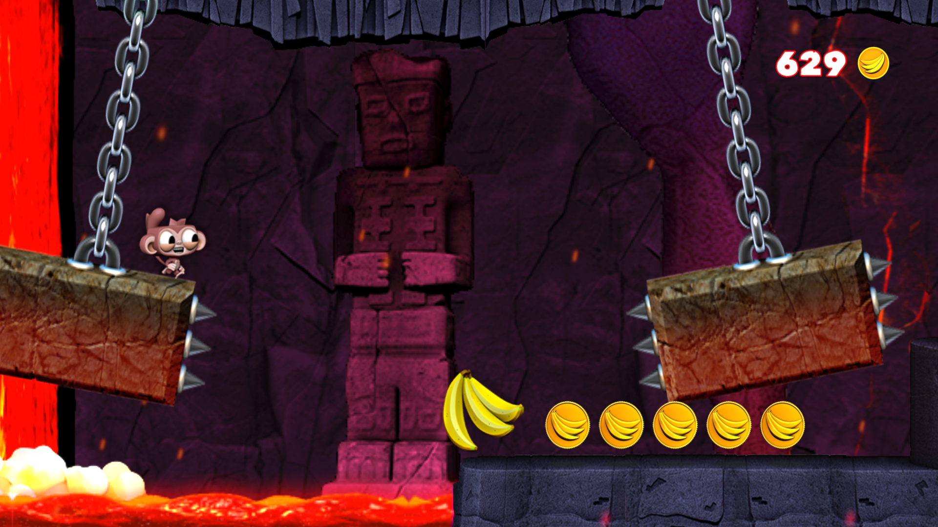 Dare the Monkey: Go Bananas! screenshot 15