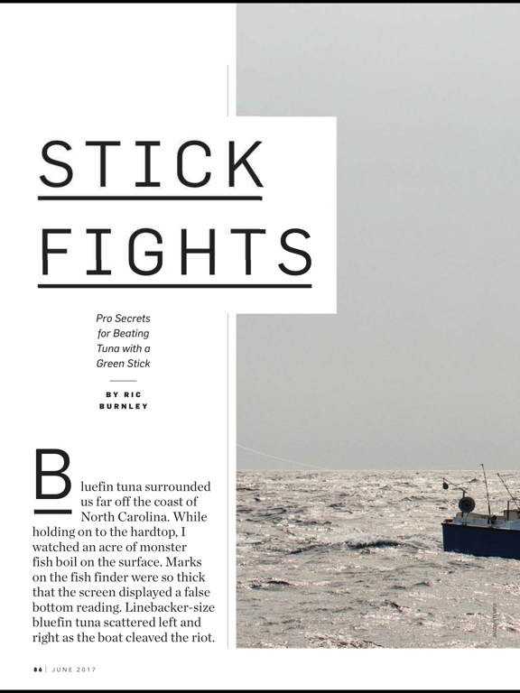 Sport Fishing Magazine screenshot 9