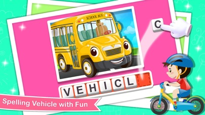 English Spelling Learning screenshot 5