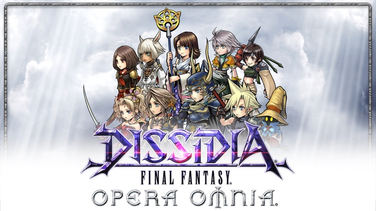 DISSIDIA FINAL FANTASY OO screenshot-0