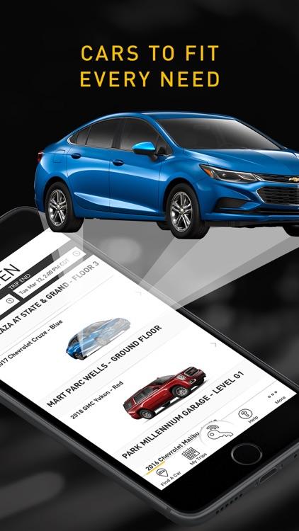 Maven – Car Sharing