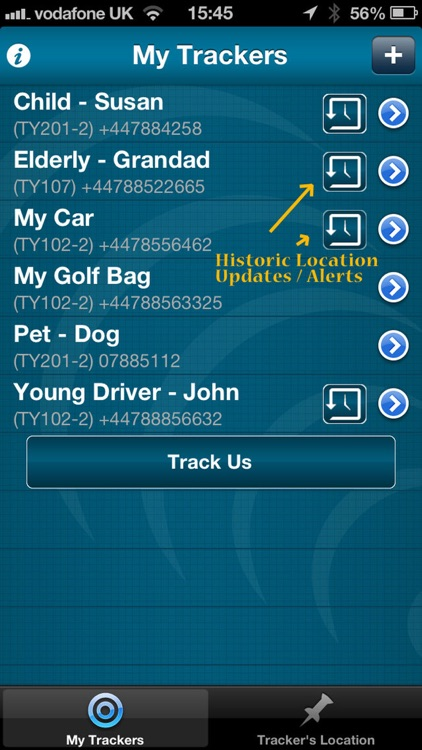 Track Your GPS GPRS Tracker