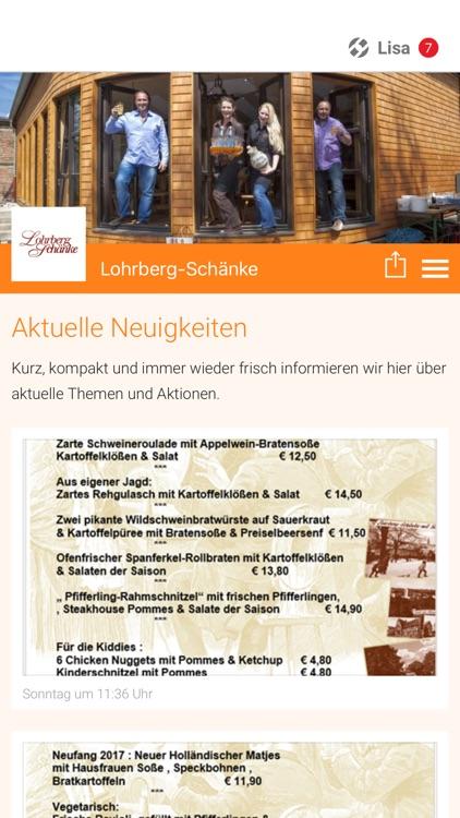 Lohrberg-Schänke by Tobit.Software