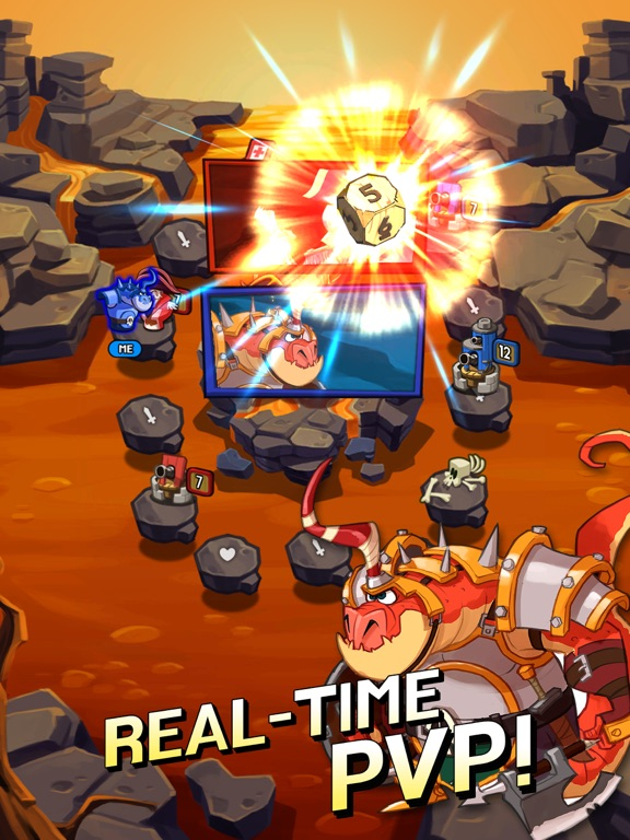 Dice Brawl: Captain's League screenshot 7