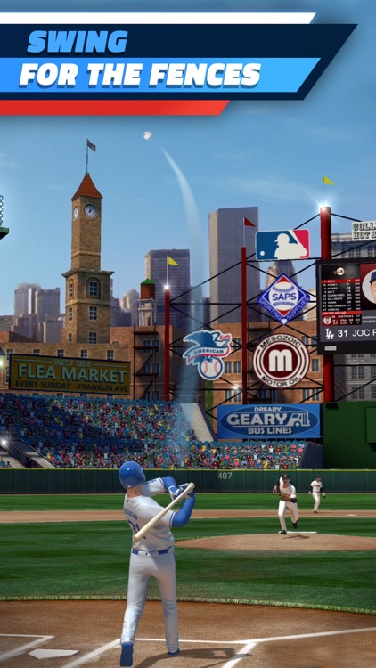 MLB Tap Sports Baseball 2017 screenshot-4