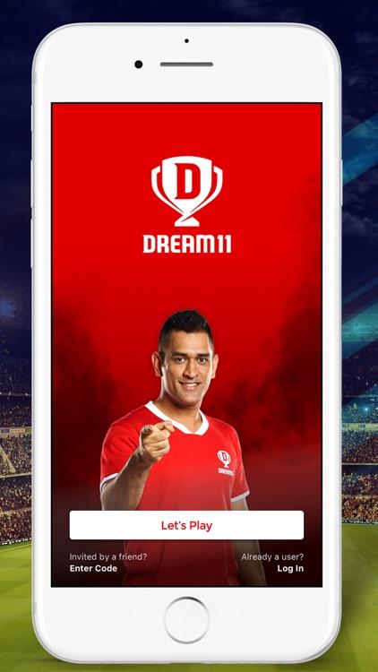 Dream11 Fantasy Sports screenshot-0