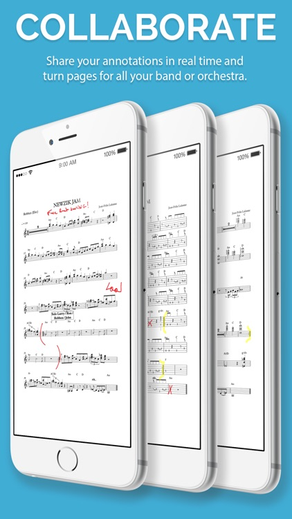 Newzik - Sheet Music Reader