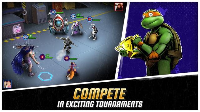 Ninja Turtles: Legends on the App Store