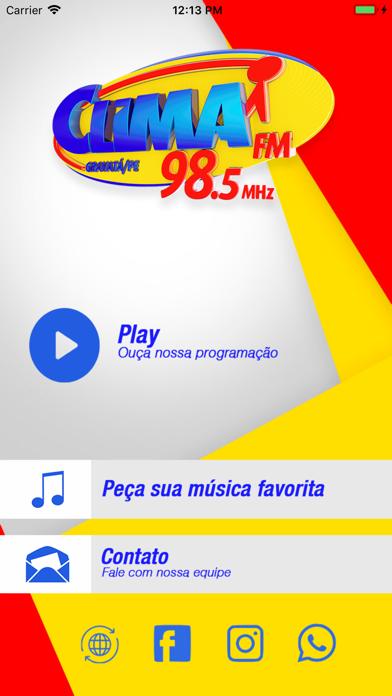 点击获取Rádio Clima FM 98.5