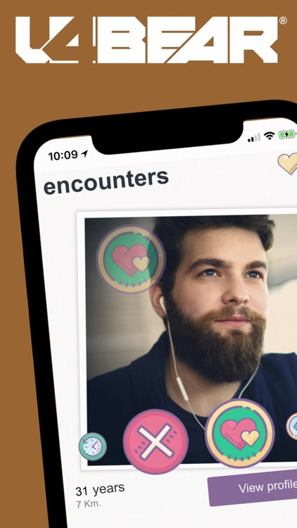 u4Bear: Gay bear social