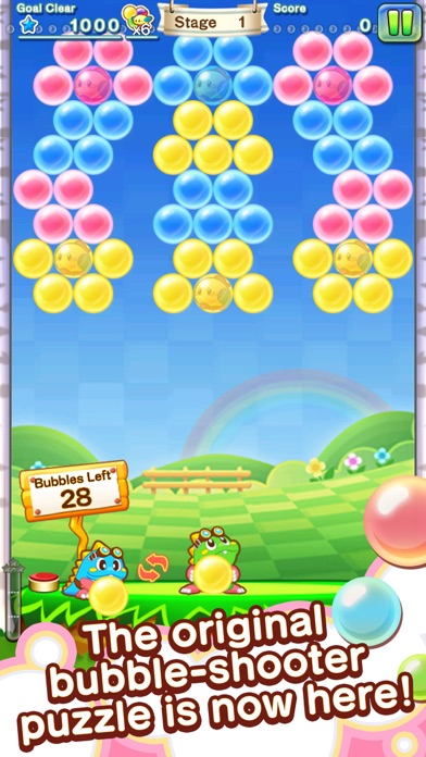 Screenshot for PUZZLE BOBBLE JOURNEY in Viet Nam App Store
