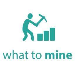 ProfiMine: What To Mine?