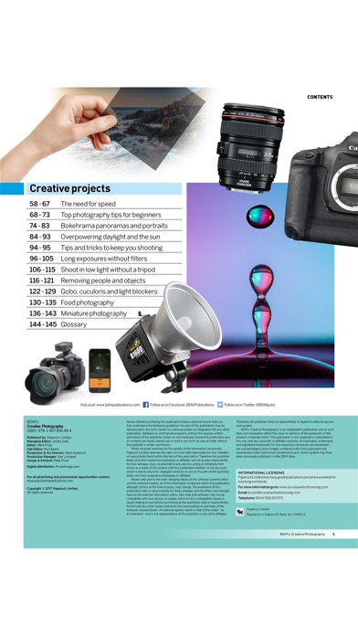 BDM's Photography User Guides screenshot 3