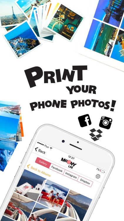 Moony Lab - print your photos