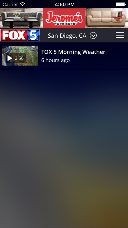 FOX5 San Diego Weather screenshot-4