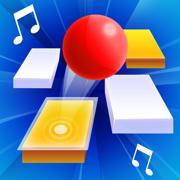跳舞钢琴小球:单机动作音乐游戏