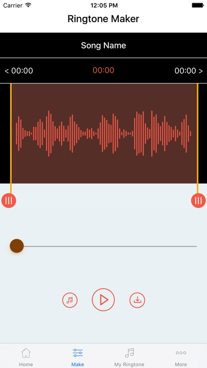 MP3 Cutter & Ringtone Maker for iPhone by Pradip Lakhani