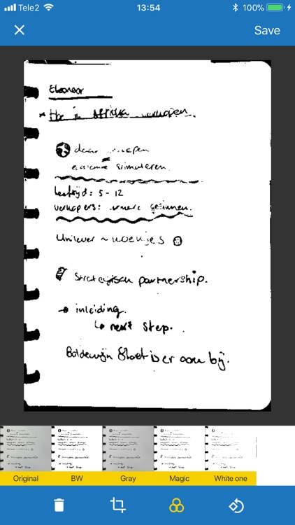 Correctbook PDF Scan app screenshot-3