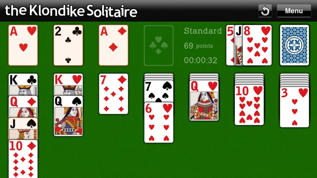 The Klondike Solitaire On The App Store