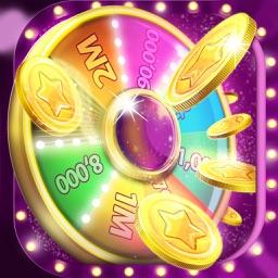 Wheel of Coins - Vegas Casino Game: Spin & Win Big
