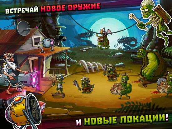 Zombie Smash! Time Travel Скриншоты8