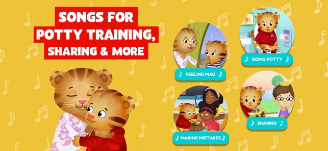 Daniel Tiger for Parents on the App Store