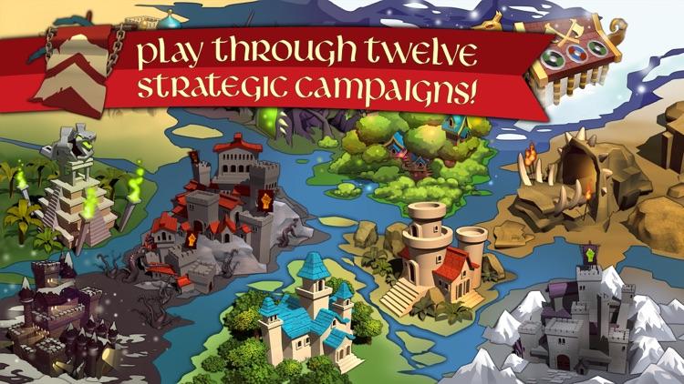 Kingdom of Zenia: Dragon Wars screenshot-3