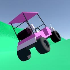 Golf Cart Race!