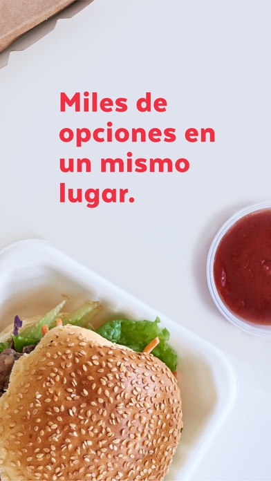 Screenshot for Appetito24 - Comida Delivery in Venezuela App Store