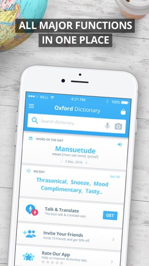 Oxford Spanish Dictionary on the App Store