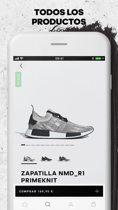 Screenshot for adidas - Sports & Style in Spain App Store
