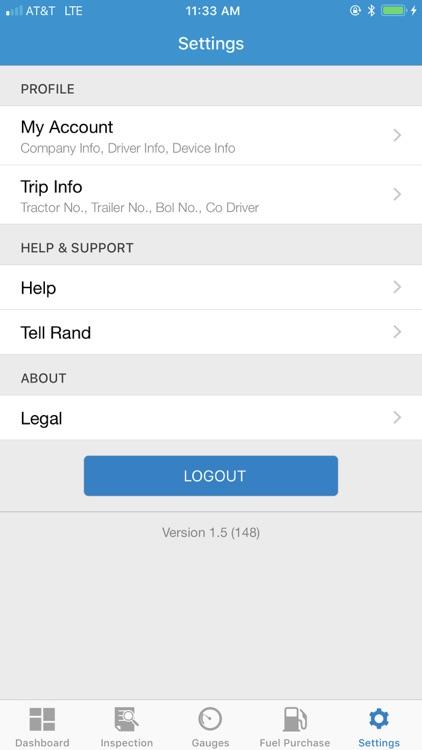 DriverConnect by Rand McNally screenshot-4