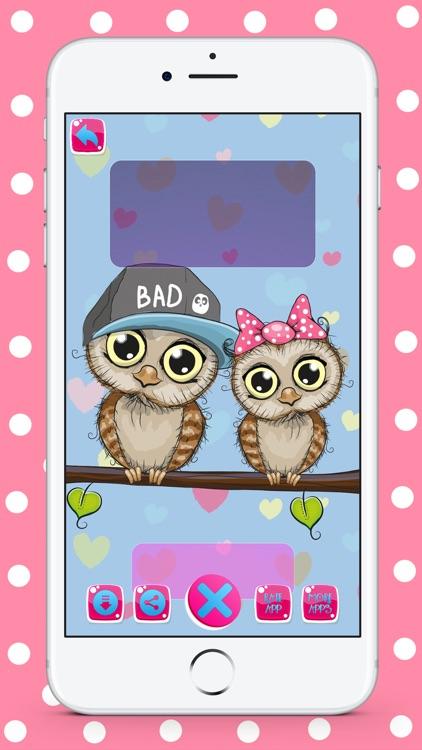 Cute Pink HD Wallpaper Maker