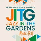 Jazz In The Gardens icon