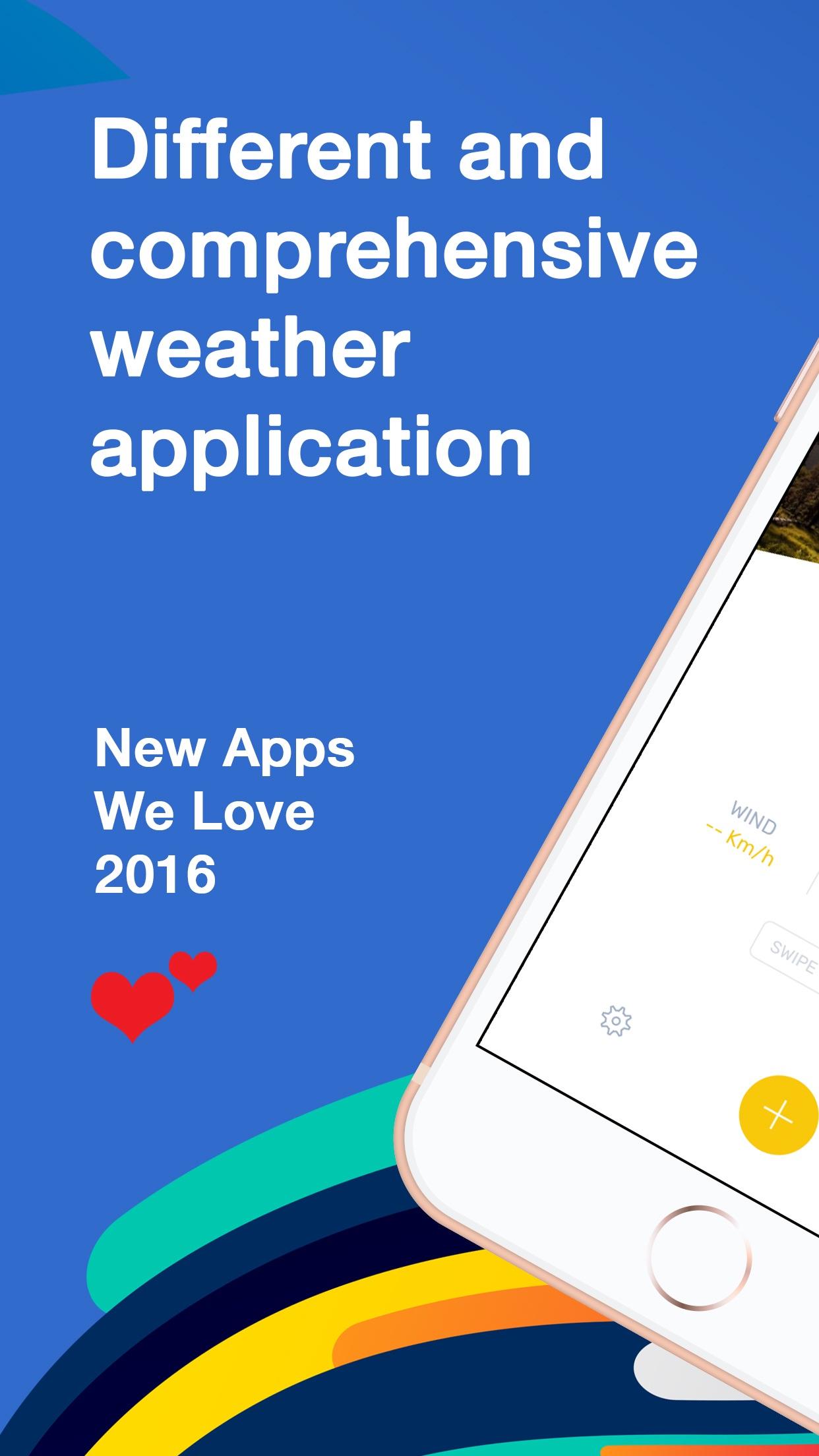 Weather Fine: Forecast Channel Screenshot