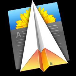 direct mail をmac app storeで