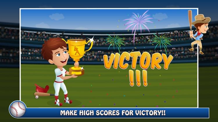 Baseball Practice Battle Game screenshot-3