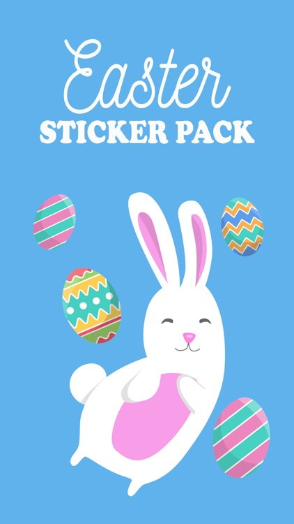 The Easter Sticker Pack