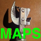 Large Maps icon