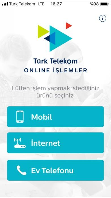 download Türk Telekom Online İşlemler indir ücretsiz - windows 8 , 7 veya 10 and Mac Download now