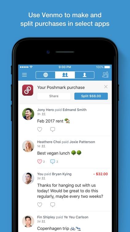 Venmo: Send & Receive Money screenshot-4