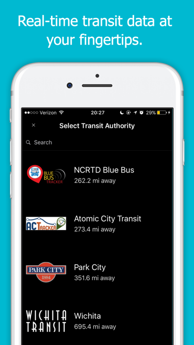 myStop Mobile by Avail Technologies, Inc