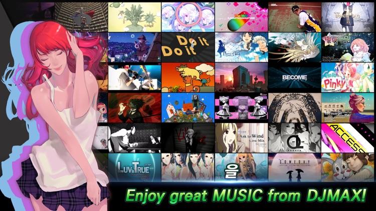 DJMAX TECHNIKA Q - Music Game screenshot-4
