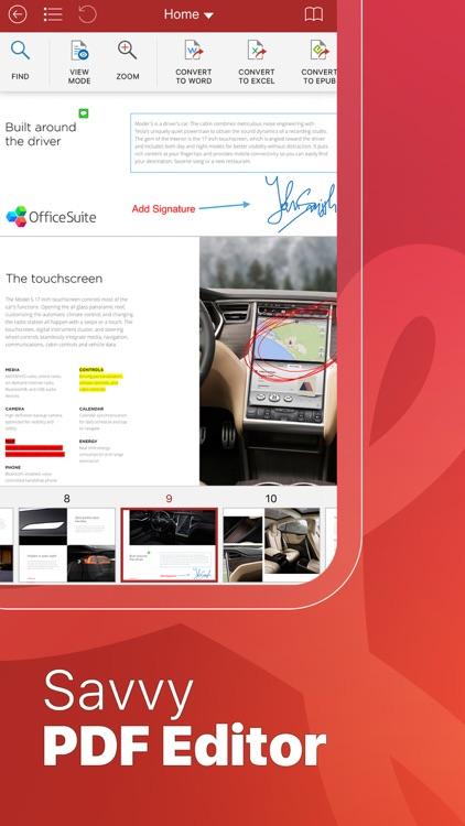 OfficeSuite for MobileIron screenshot-4