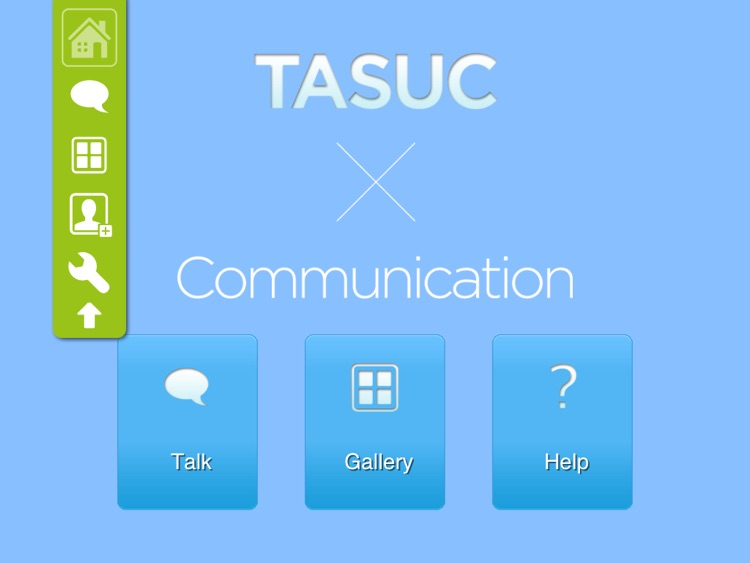 TASUC Communication for iPad screenshot-0