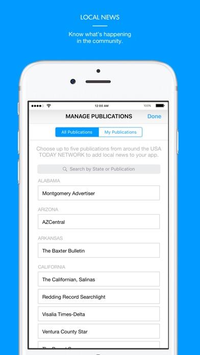 The News-Star app image