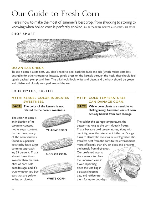Cook's Illustrated Magazine screenshot-2