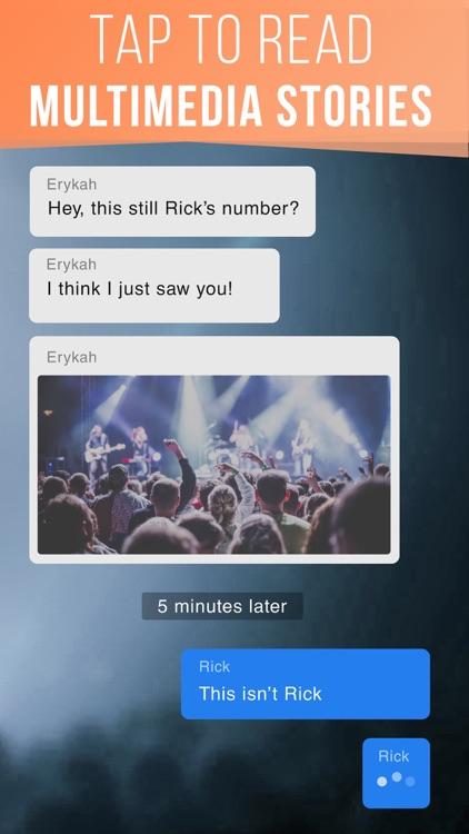 FlashRead - Chat Stories screenshot-3