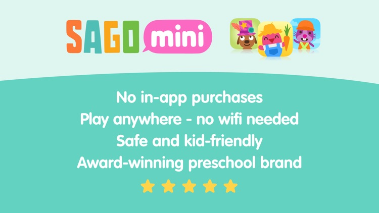 Sago Mini Babies Dress Up screenshot-4