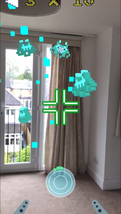 Times Tables Invaders AR Screenshot 1